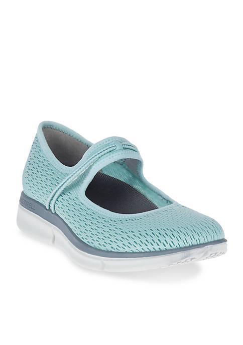 Merrell Zoe Sojourn Mary Jane E-Mesh Aquifer Shoe
