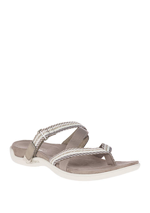 Merrell District Mendi Brindle Thong Sandals