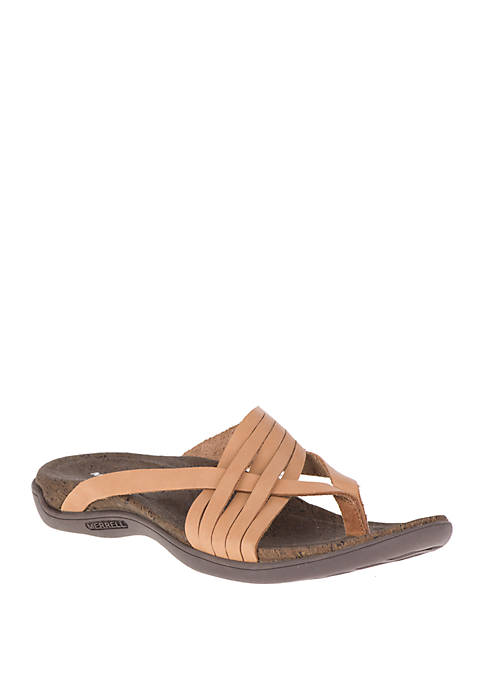 Merrell District Mahana Post Thong Sandals
