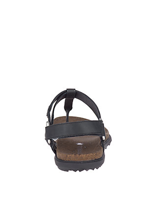 b591e3d790f5 ... Merrell Around Town Chey T Strap Black Sandals ...