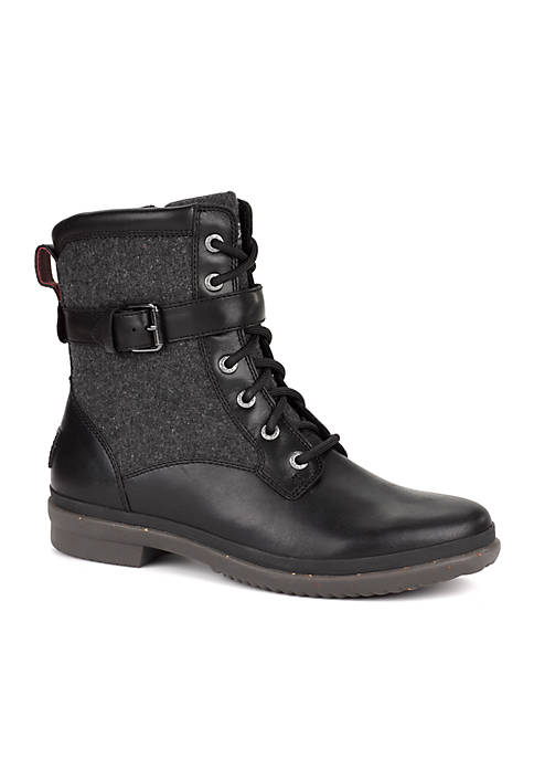 Kesey Lace Up Booties