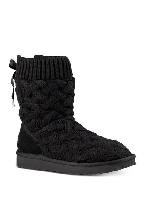 Isla Knit Booties