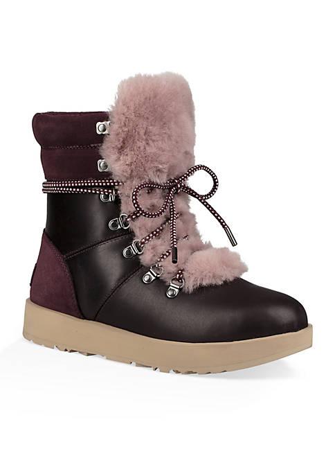 Viki Lace-up Waterproof Boots