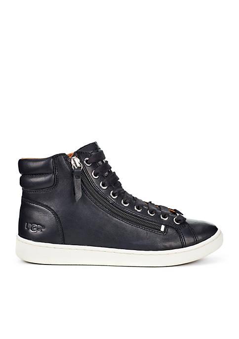 UGG® Olive High Top Sneaker