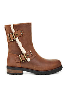 Neils II Lug Buckle Booties
