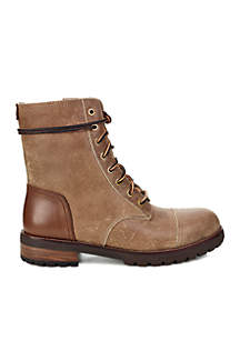 Kilmer II Lace-Up Booties