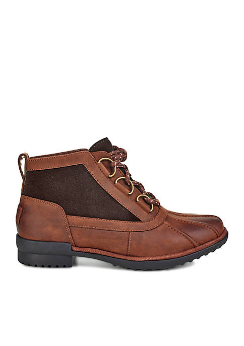 Heather Duck Boots