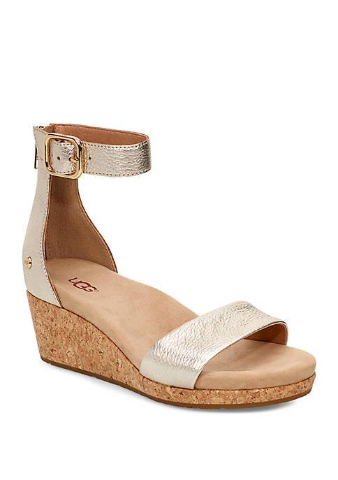 Zoe II Wedge Sandals