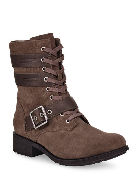 Zia Lace Up Boots
