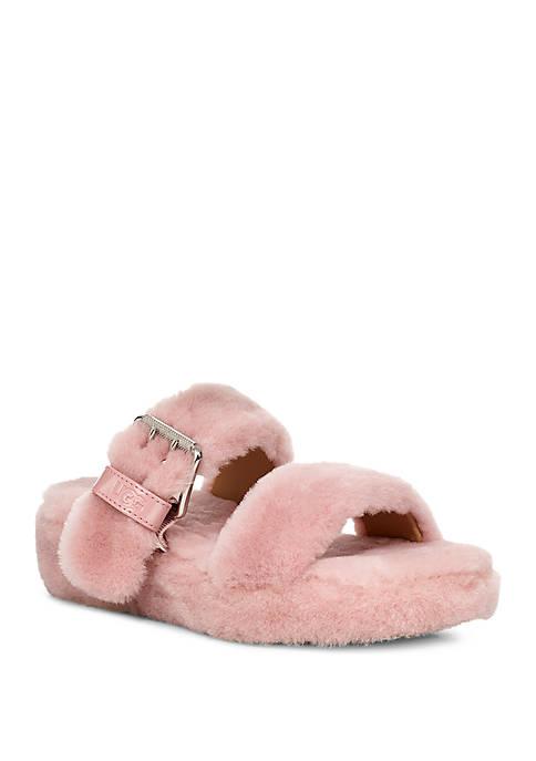 Fuzz Yeah Sandal Slippers