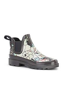 Rhyme Ankle Rainboot