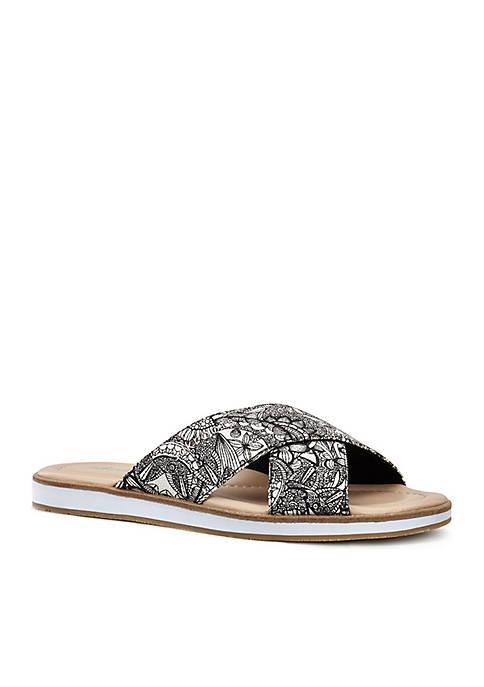 Calypso Platform Sandal