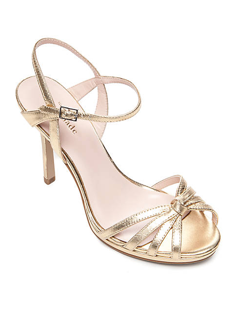 Florence Strappy Dress Sandals