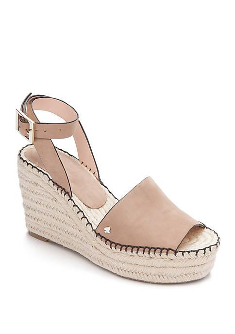 d966a9037daa kate spade new york® Felipa Espadrille Wedge Sandals
