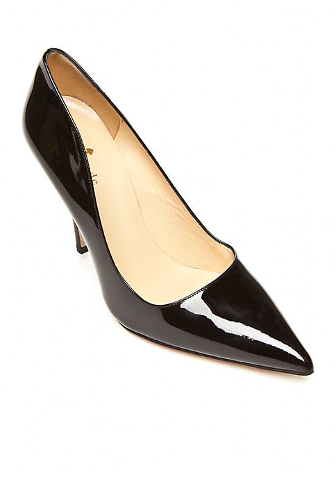 cad1418c25c8 kate spade new york® Licorice Pump - Extended Sizes Available. Licorice Pump  - Extended Sizes Available
