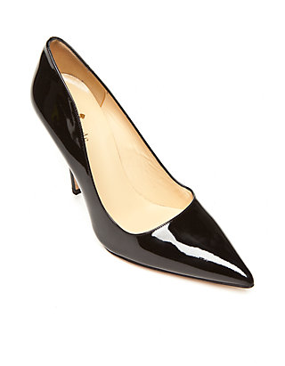 5cbe8ea488bc kate spade new york® Licorice Pump - Extended Sizes Available