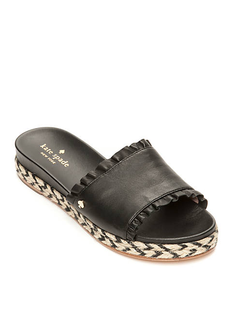 kate spade new york® Zahara Slide Sandals