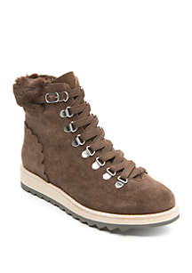 Marira Lace Up Boot