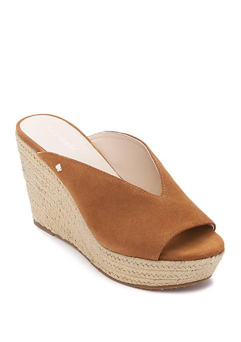 Thea Espadrille Wedge Sandals