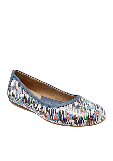 Softwalk Napa Ballerina Flat