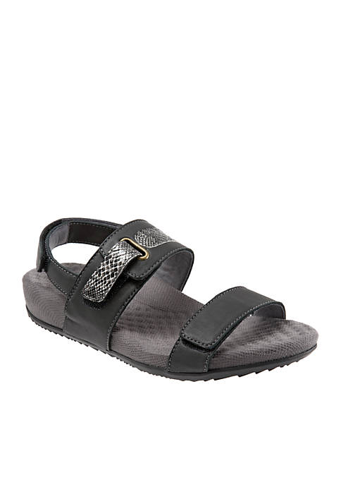 Softwalk Bimmer 2 Strap Sandal