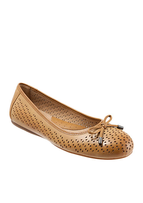 Softwalk Napa Laser Cut Flats