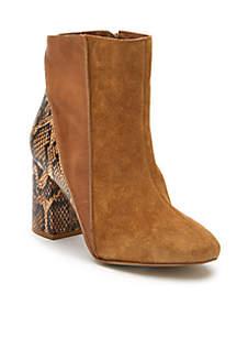 Birdie Block Heel Boot