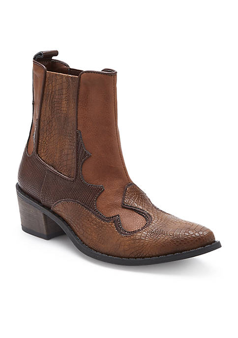 Coconuts by Matisse Cavalier Western Bootie
