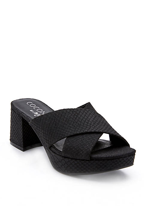 Coconuts by Matisse Cleo Heeled Sandal
