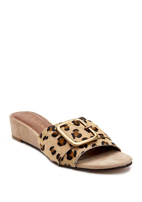 Matisse Ever After 1 Band Slide Sandals