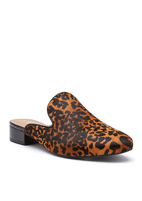 Matisse Lace Low Heel Mule