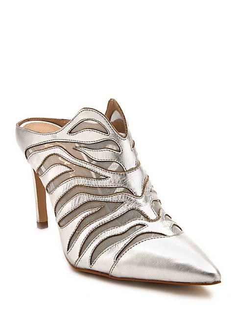 Mirror Slip On Dress Sandals