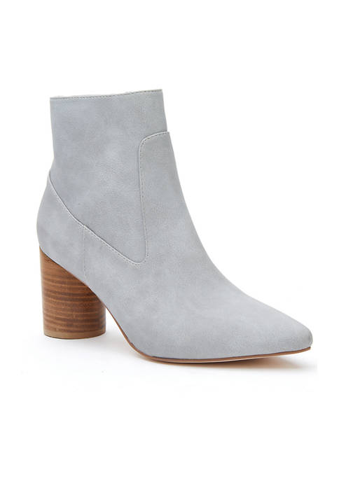 Occasions Chunky Heel Boots