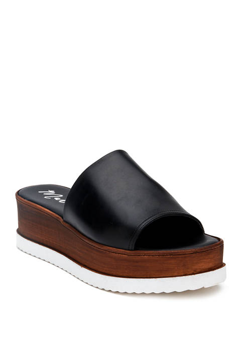 One Kiss Sandals