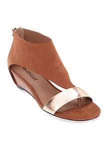 Reach Wedge Sandal