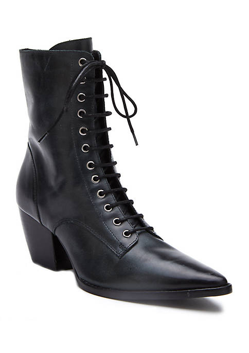 Ready Go Lace Up Boots