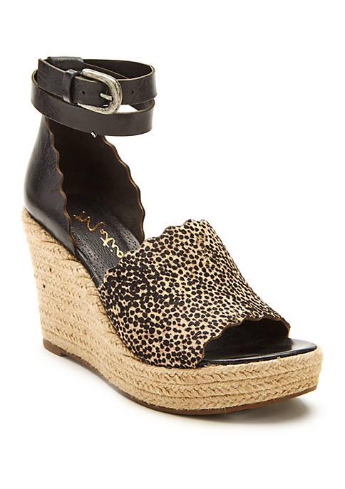 Roma Wedge Sandals
