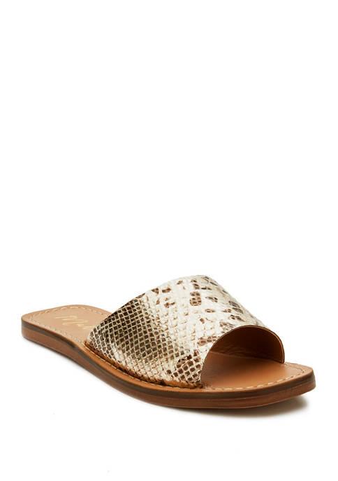 Sage Sandals