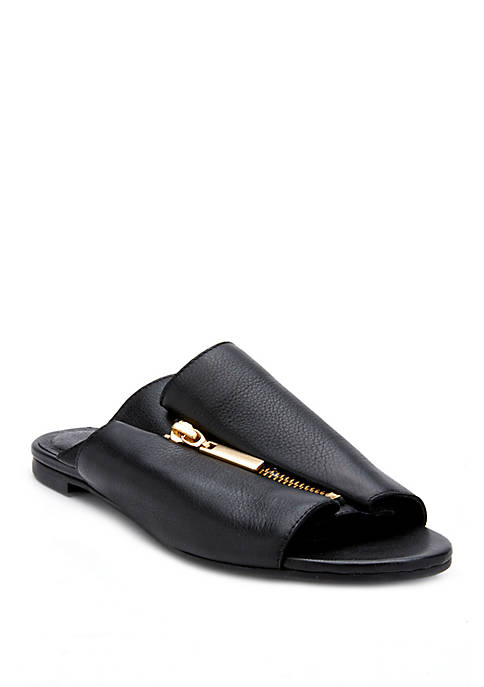 Tai Zippered Sandals