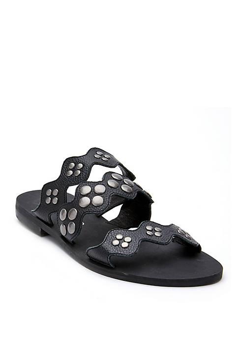 Wide Eyed Slide Sandals