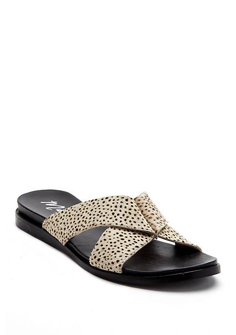 Wise Slip On Sandals