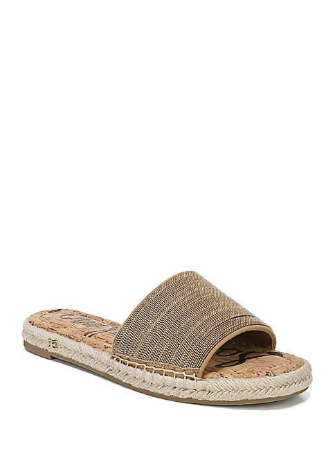 Aluna Slide Sandals