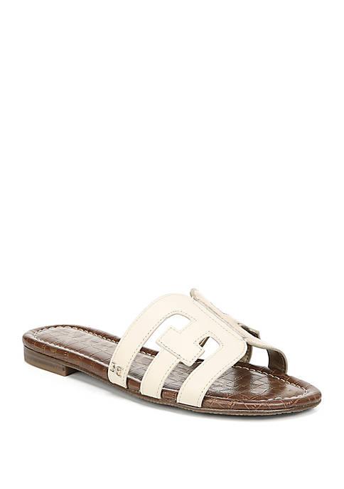 Bay Cut Out Slide Sandals