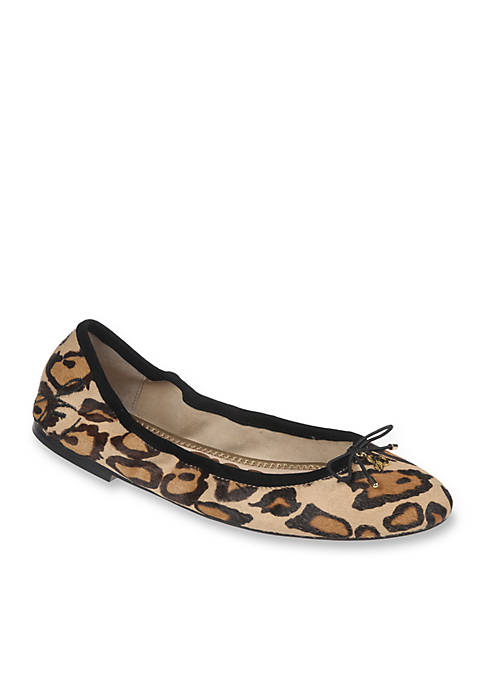 Sam Edelman Felecia Leopard Flats