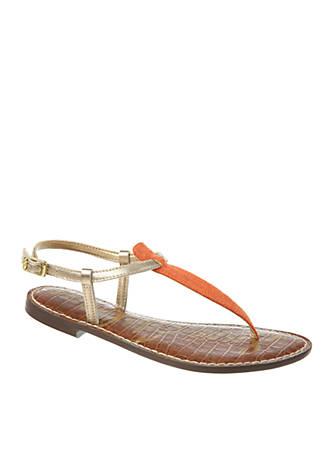 Sam Edelman Gigi 3 Thong Sandals UPH1B