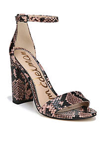 c165e2c684958 Sam Edelman Patti Pumps · Sam Edelman Yaro Block Heel Sandals