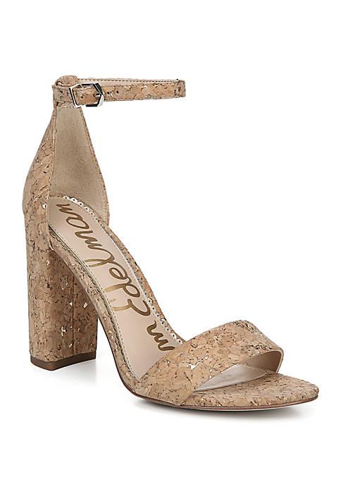 Yaro Block Heel Sandals