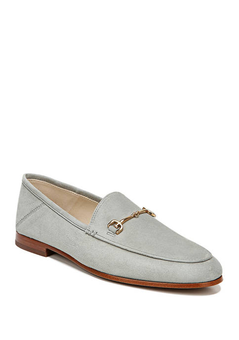 Loraine Loafers with Bit Hardware