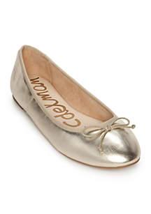 Cariie Metallic Ballet Flat