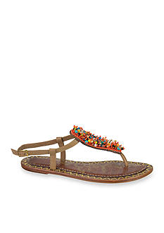 Sam Edelman Gabriel Beaded Flat Sandals
